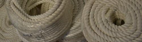 σχοινια ασπρα