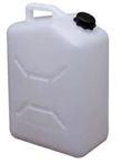 Κάνιστρο μεταφοράς καυσίμων πλαστικό