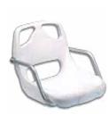 Κάθισμα πολυεστερικό με ρέλια
