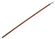 Γάντζος μονοκόμματος Γάντζος ξύλινος με inox γάντζο