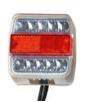 Μανγνητικά φώτα led trailer