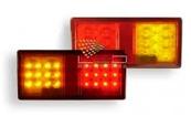 Φώτα led trailer βιδωτα αδιάβροχα