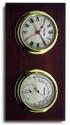 Βαρόμετρο-ρολόι