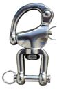 Μανταρόκλειδα ανοξείδωτα με κλειδί