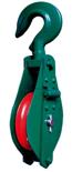 Μακαράς πράσινος με γάντζο μονός