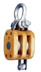 Μακαράς ξύλινος διπλός