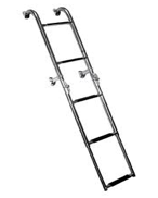 Σκάλα καθρέπτου ανοξείδωτη