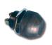 Διακοπτής button με κάλυμμα