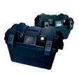 Κουτί μπαταρίας με διακόπτη on-off κ βολτόμετρο