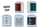 Εώς 12 μέτρα πλαστικοί λευκοί με χρωμέ σημεία
