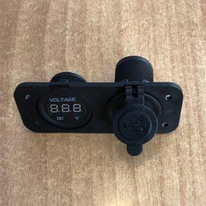 ψηφιακο-βολτομετρο
